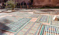 Tombe Sa'diane Marrakech