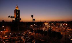 Moschea Kutubiya Marrakech